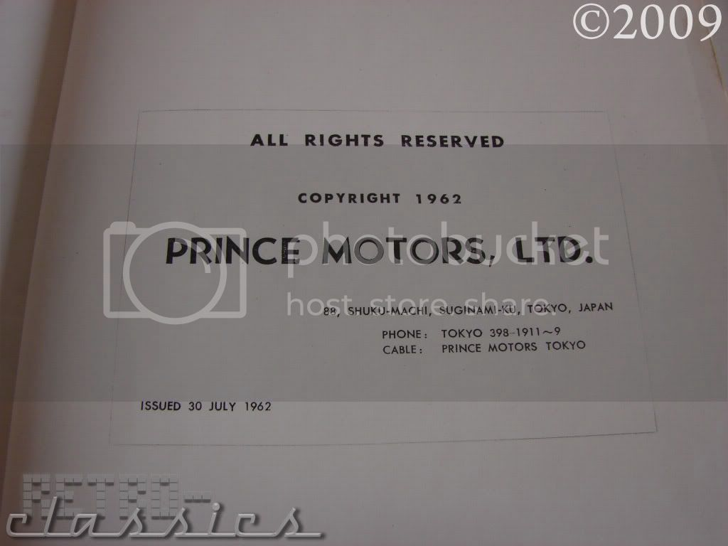 Prince Motors, Ltd.