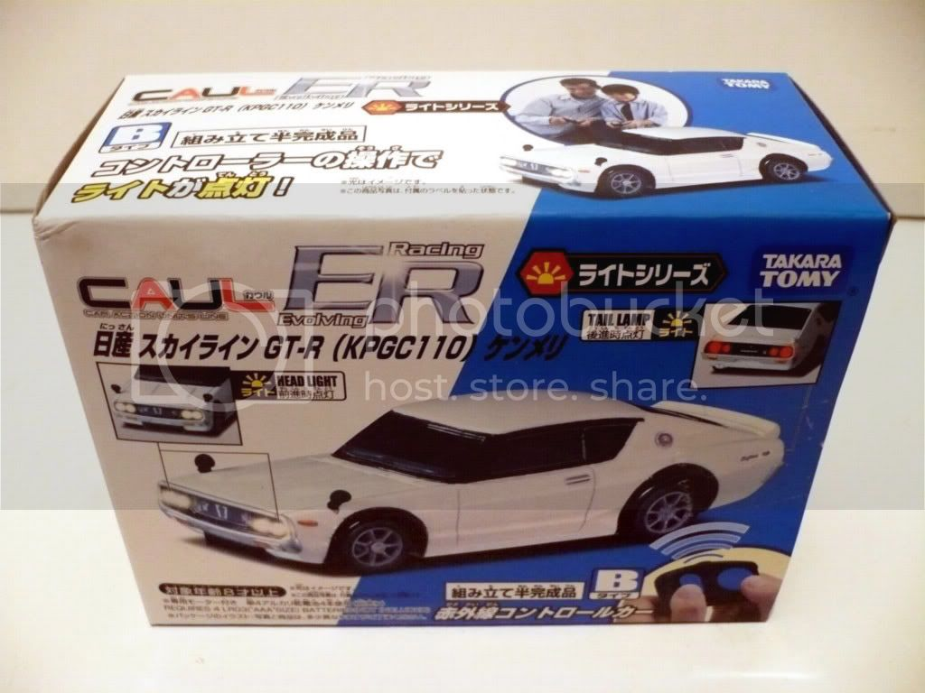Takara TOMY - Nissan Skyline KPGC110 RC Car