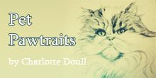 Pet Pawtraits by Charlotte Doull